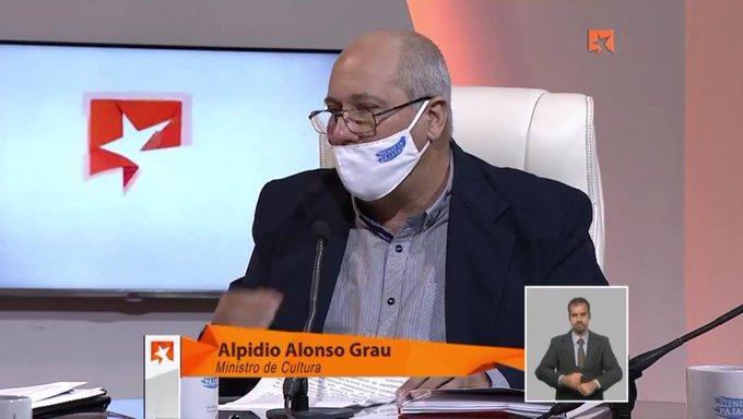 Ministro de Cultura resalta protección salarial a artistas en tiempos de pandemia