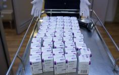 El Avifavir ha sido utilizado con éxito para tratar a más de 30.000 rusos en diversas regiones, según el fabricante del fármaco. Foto: Reuters.