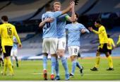 El City se impuso con lo justo y tendrá una vuelta bien difícil en Dortmund