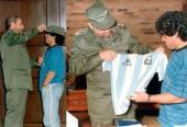 La amistad de Maradona y Fidel fue entrañable, con muchos puntos de encuentro.