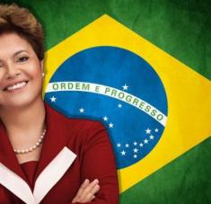 Ex presidenta de Brasil Dilma Rousseff.