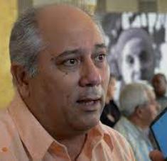 Ministro de Cultura Alpidio Alonso