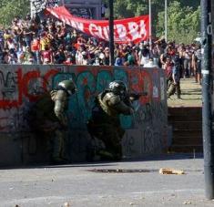 """La ONU subrayó que se produjeron nuevos casos de uso de la fuerza """"incompatibles"""" con los derechos  humanos. Foto: ONU Derechos Humanos - América del Sur"""