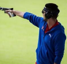 Jorge Félix ha ganado en esos elementos que considera cruciales a medida que se ha insertado en la élite de la pistola rápida.