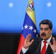 """El presidente venezolano le pidió a Biden """"una rectificación profunda y de fondo"""", que permita el mejoramiento de las relaciones entre ambos países. Foto: Reuters."""