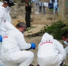 El pasado 29 de abril, en la vereda El Vado, corregimiento de Mojarras, zona rural del municipio de Mercaderes, se registró una masacre. Foto: Twitter @somosmcc