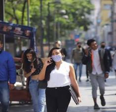 México es el décimo país con más contagios y el cuarto con más fallecidos en el mundo. Foto: Xinhua
