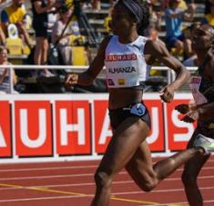 Rose Mary se ha visto fuerte en sus carreras, incluso en la de Mónaco, cuando cronometró sobre 1:58 minutos.