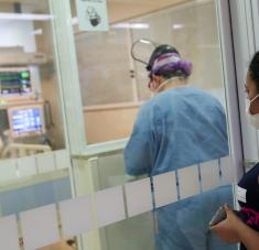 Para los ensayos se han inscripto 2.000 trabajadores de la salud de Sao Paulo y otras 1.000 personas en Río de Janeiro. Foto: Reuters.