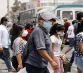 La OMS reportó el lunes 42.7 millones de casos en el mundo, mientras que la cifra de fallecidos se mantiene en 1.1 millones. Foto: Xinhua