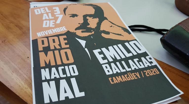 Inicia hoy en Camagüey XXVI edición del Premio Nacional de Literatura Emilio Ballagas