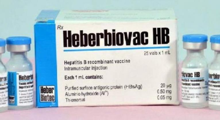 Heberbiovac HB: logro de la biotecnología cubana contra la hepatitis