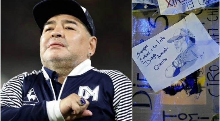 Al mundo se le escapa otro astro: murió Maradona