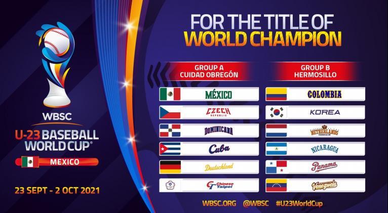 Tres triunfos serán cruciales para que nuestra escuadra acceda a la súper ronda de seis contendientes al Título. Foto: wbsc.org.
