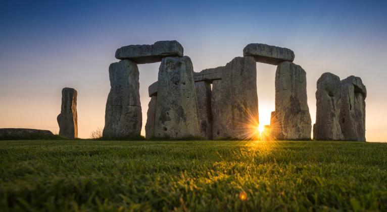 """El famoso monumento megalítico se colocará en la lista de lugares """"en peligro"""" si se lleva a cabo un proyecto de infraestructura valorado en 2.340 millones de dólares. Foto: Reuters"""