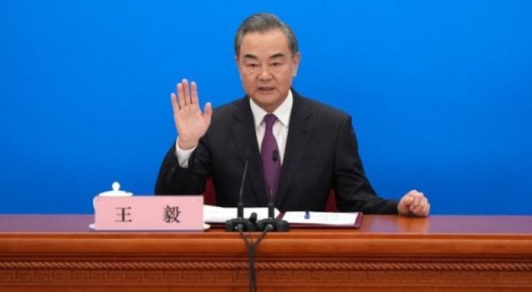 China está lista para trabajar con EE.UU. con el fin de regresar las relaciones bilaterales al rumbo correcto, indicó el canciller. Foto: Xinhua