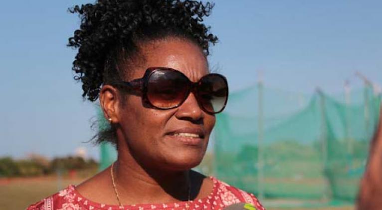 Yipsi mostró una visión profunda del atletismo, tanto en la categoría élite como en materia de relevo juvenil.