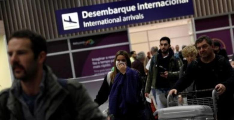 La ordenanza conjunta publicada el viernes determinó la prohibición de los extranjeros a Brasil durante 30 días debido a la pandemia de coronavirus. Foto: Veja.abril